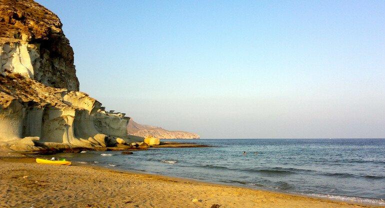 Mejores playas y calas de Almería