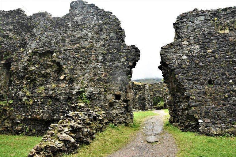 Castillo de Inverlochy que ver en Fort William