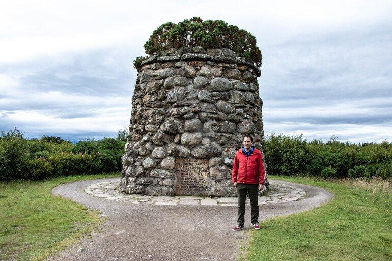 El Campo de Batalla de Culloden - Que ver cerca de Inverness