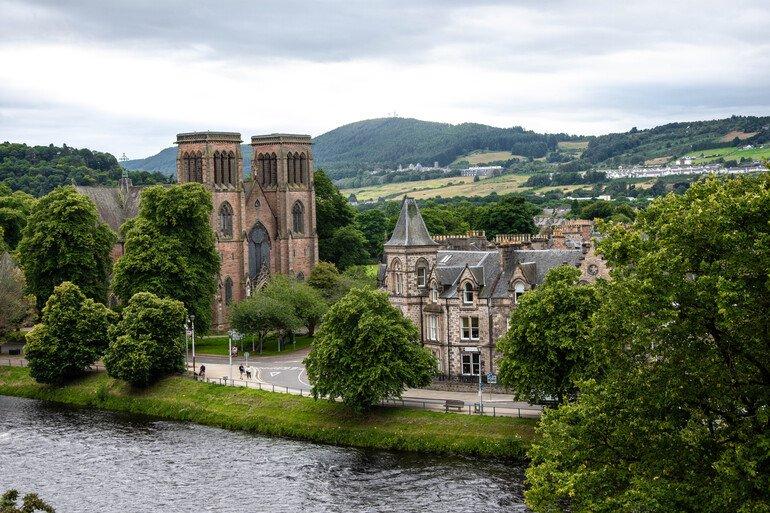 Catedral de Inverness - Que ver en Inverness