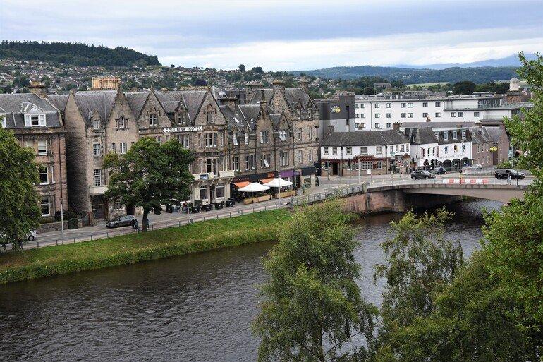 Que ver en Inverness