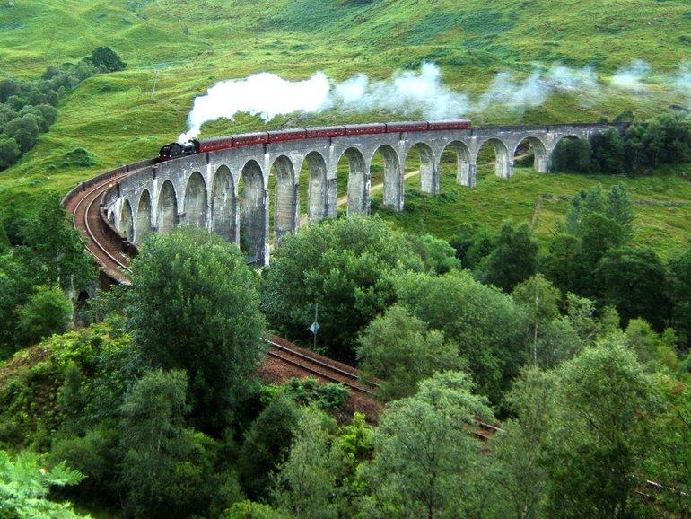 Viaducto de Gelfinnan Que ver en Fort William