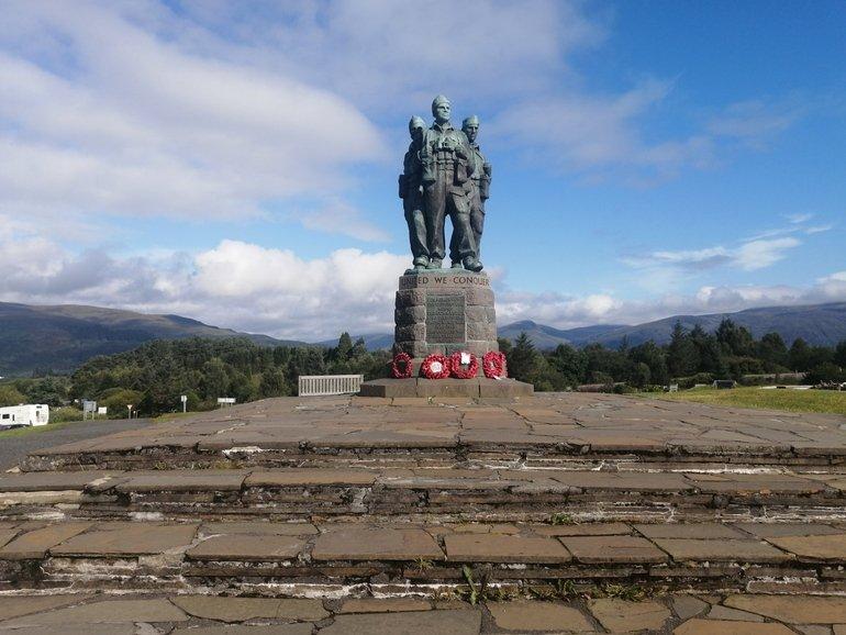 Commando Memorial, que ver en Fort William