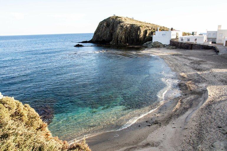 Isleta del Moro - Mejores playas de Almería