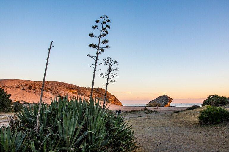 Mónsul - Las mejores playas de Almería