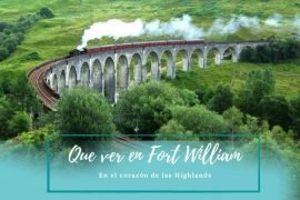 Que ver en Fort William