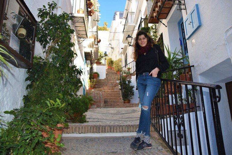 Calles más bonitas que ver en Frigiliana