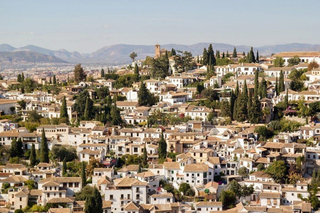Barrio del Albaicín en Granada - Escapada romántica en Granada