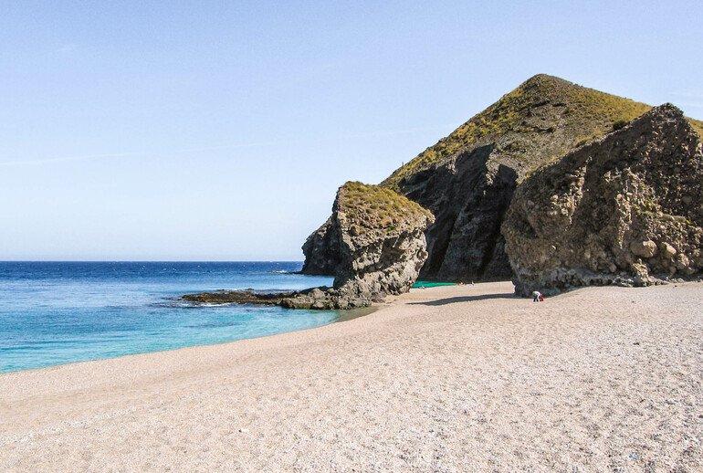 Los Muertos - Las mejores playas de Almería