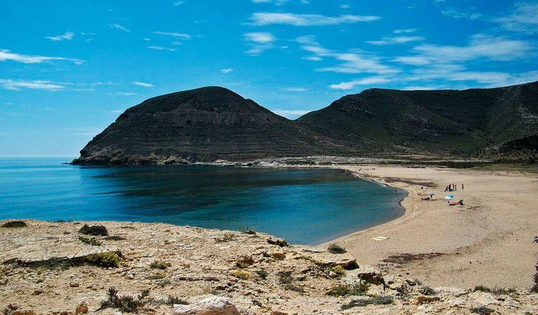 Playa de Rodalquilar - Las mejores playas de Almería