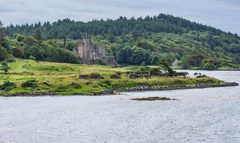 Castillo que ver en la Isla de Skye