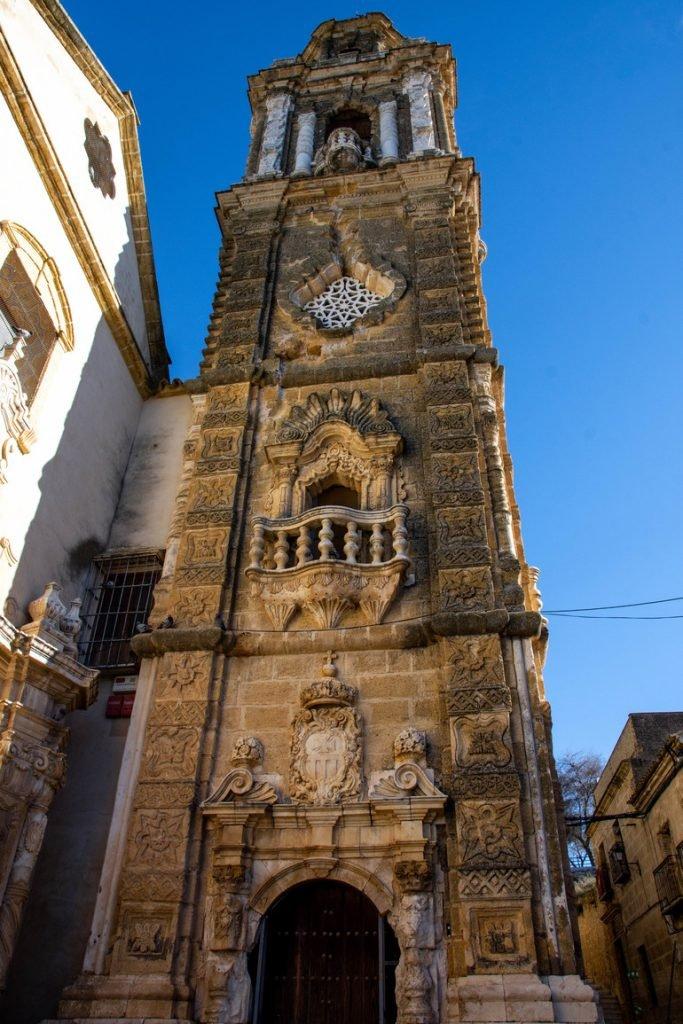 Iglesia de la Merced - Que ver en Osuna