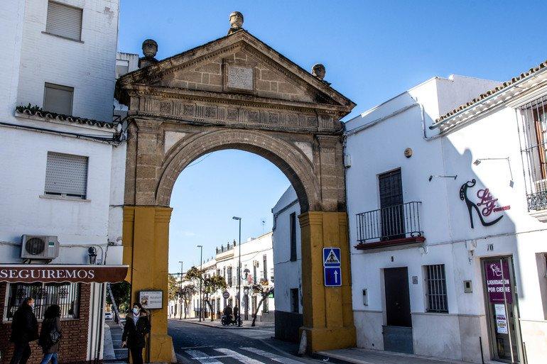 Arco de la Pastora - Que ver en Osuna
