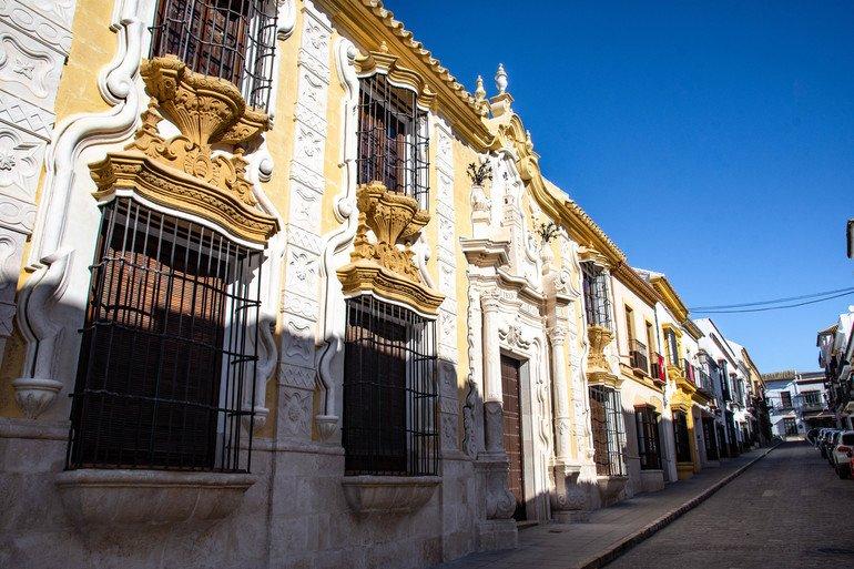 Cilla del Cabildo Colegial - Que ver en Osuna
