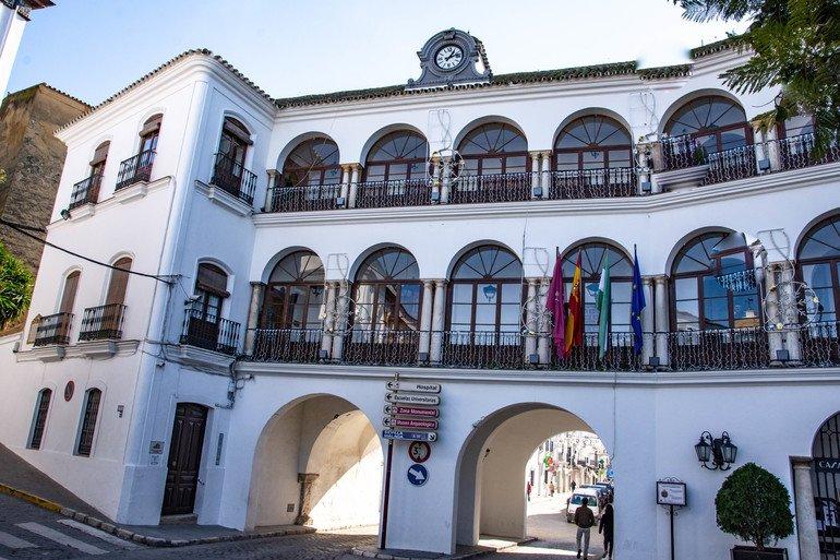 Ayuntamiento - Que ver en Osuna