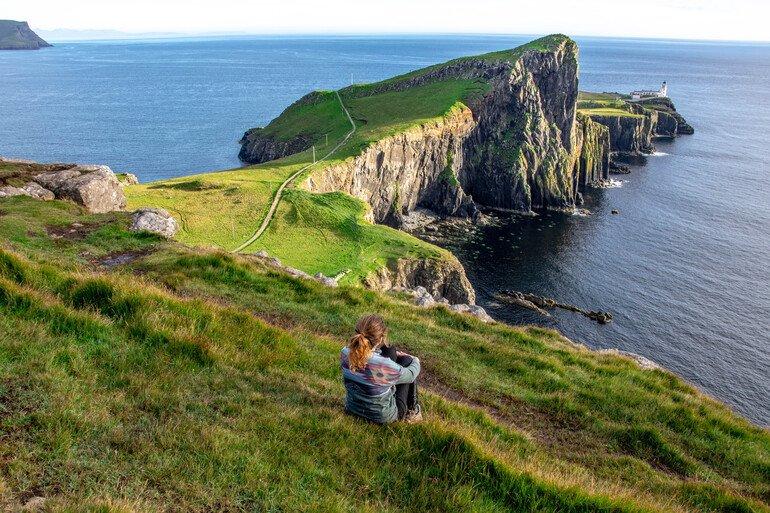 El Faro de la Isla de Skye