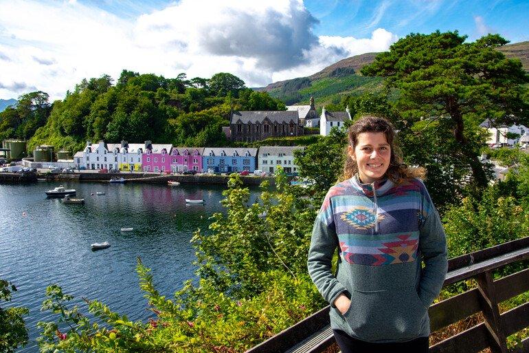La ciudad que ver en la Isla de Skye