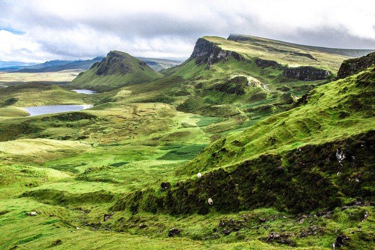 The Quiraing - Que ver en la Isla de Skye
