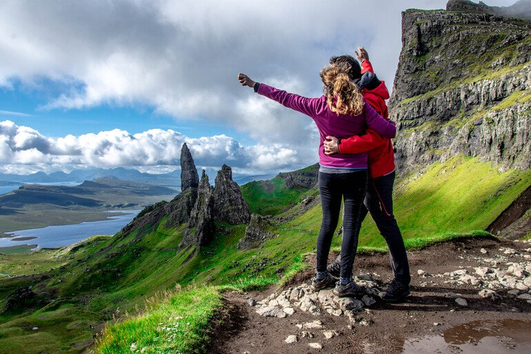 The Old Man of Storr - Que ver en Skye