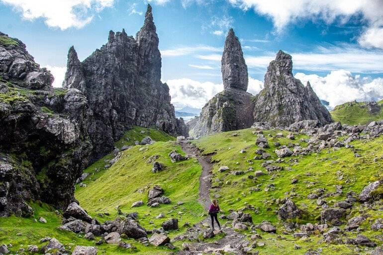 Que ver en la Isla de Skye - Pasaporte a La Tierra