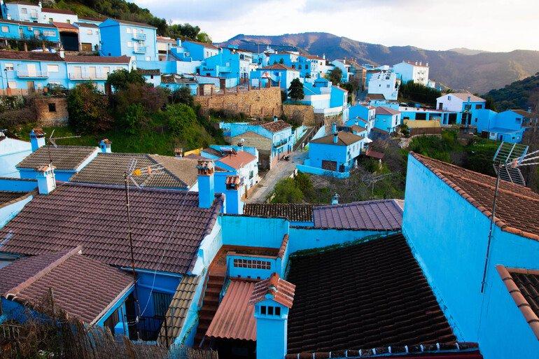 pueblo-pitufo-júzcar-malaga - Que ver en Júzcar