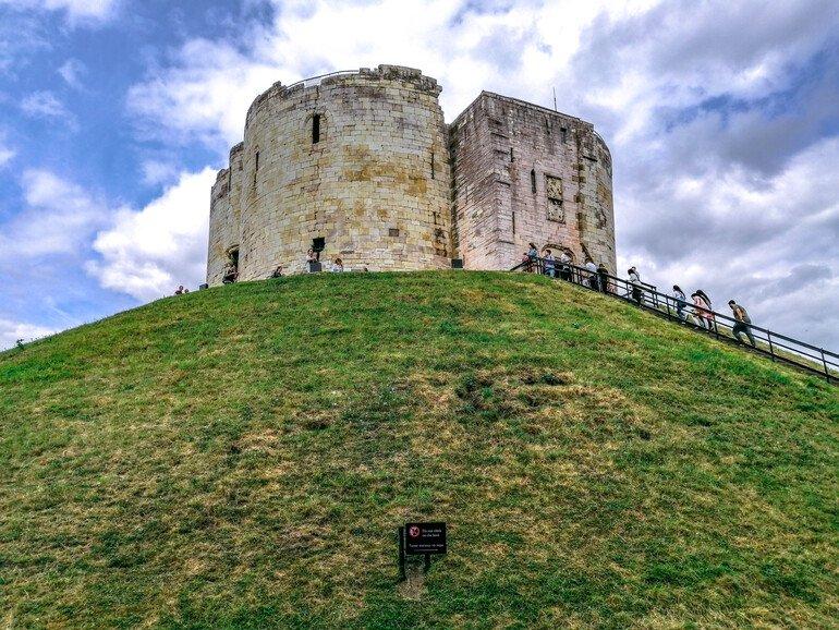 Torre Clifford - Que ver en York