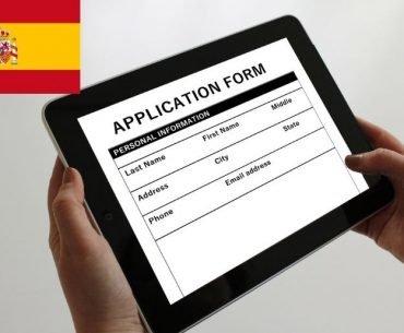 formulario-para-entrar-a-españa