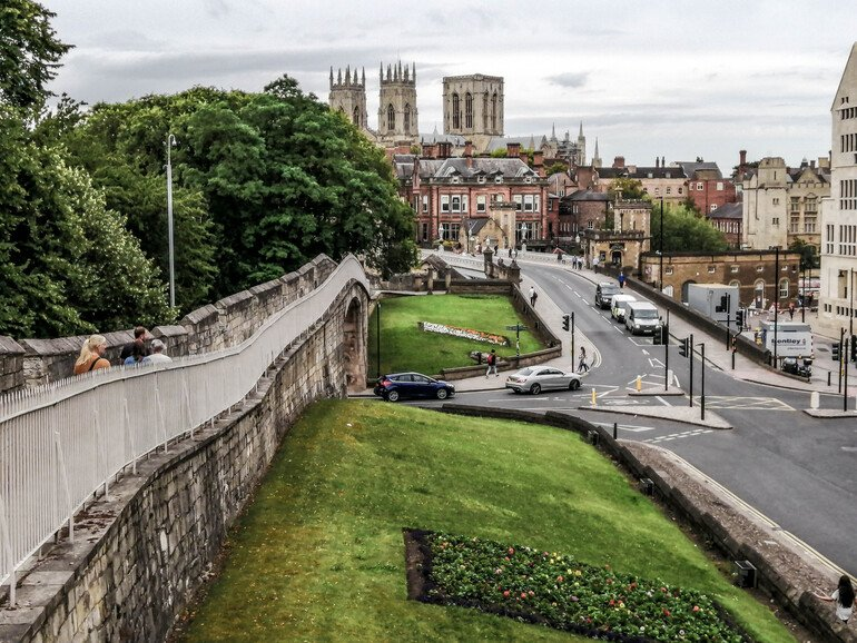York city walls - Que ver en York