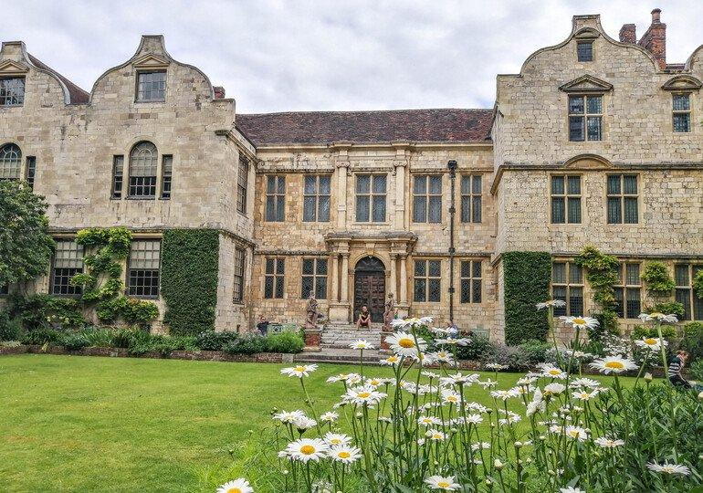 Casa teroreros ministro de York - Que ver en York
