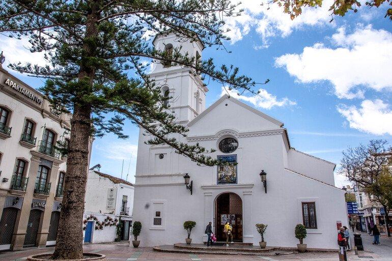 Iglesia de El Salvador - Que ver en Nerja