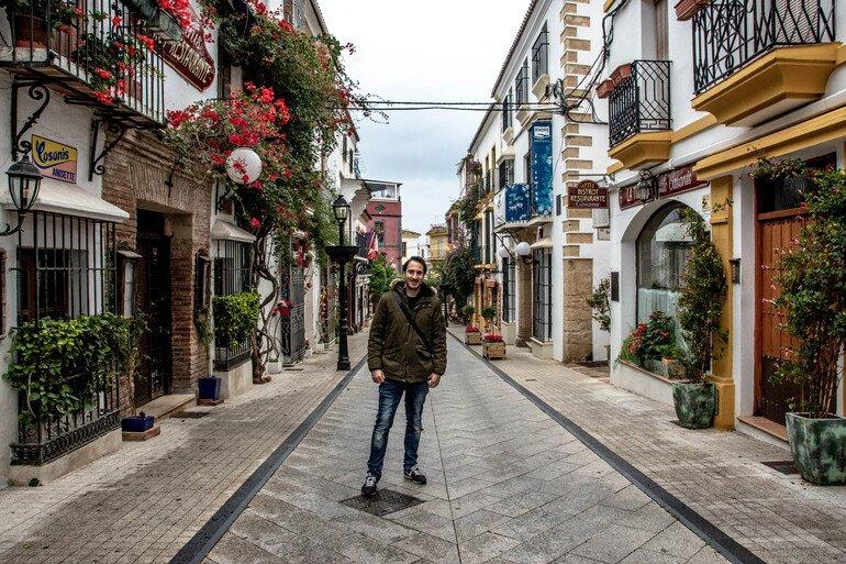 Calles más bonitas que ver en Marbella