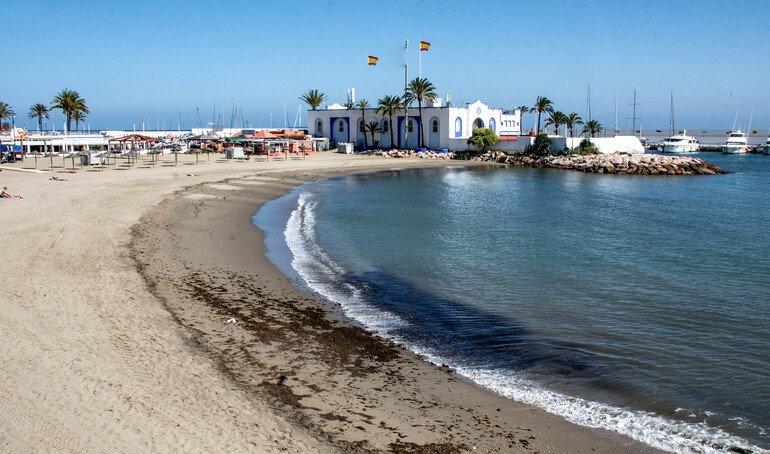 Playas que ver en Marbella