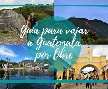 guia para viajar a Guatemala por libre