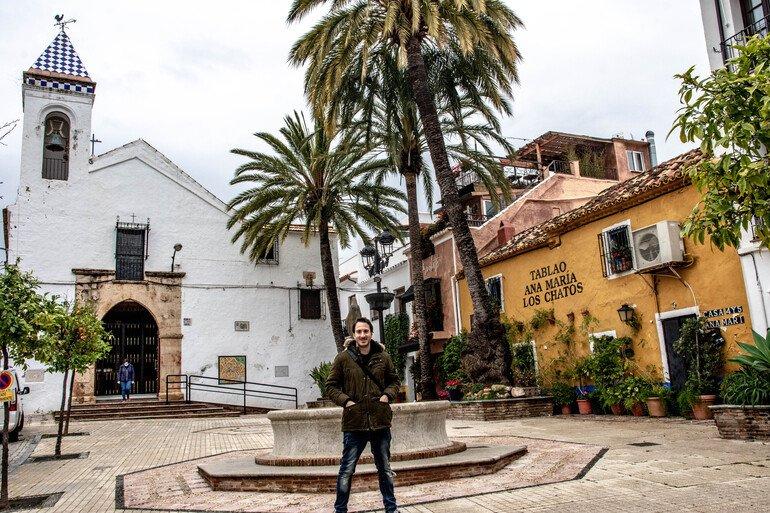 Tablao Ana María Los Chatos - Que ver en Marbella