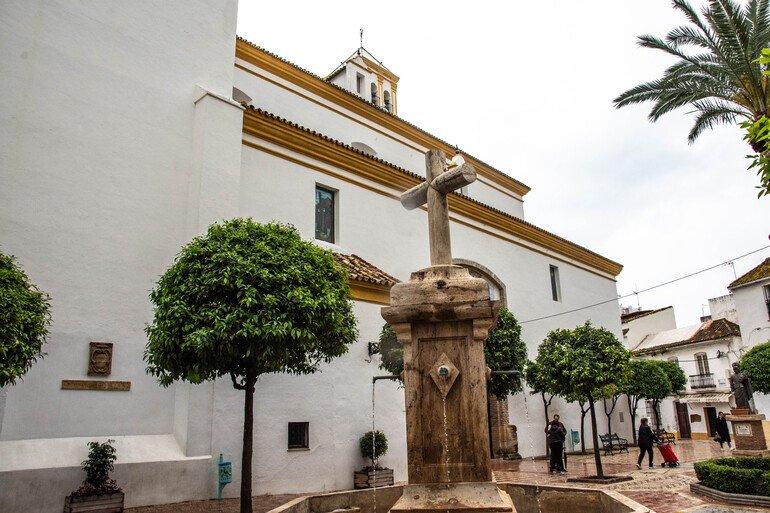 Iglesia de Nuestra Señora de la Concepción - Que ver en Marbella