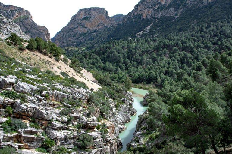 Valle del Hoyo - Caminito del Rey Málaga