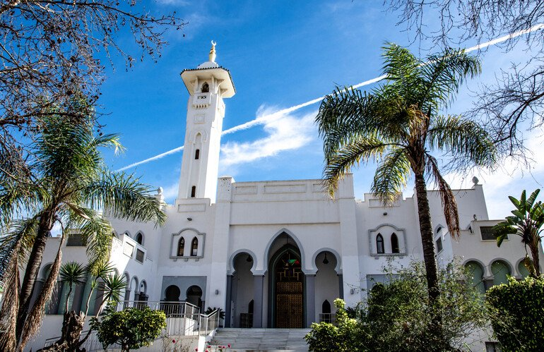 Que ver en Fuengirola - Centro cultural islámico Sohail