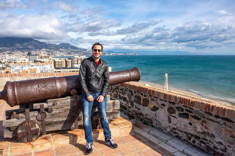 Que ver en Fuengirola - Castillo de Sohail