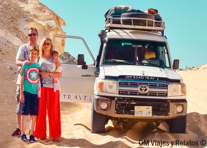 Entrevista a OM Viajes y Relatos