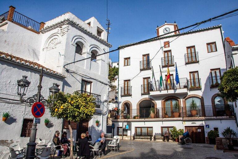 Ayuntamiento Casa del Diezmo - Que ver en Canillas de Aceituno