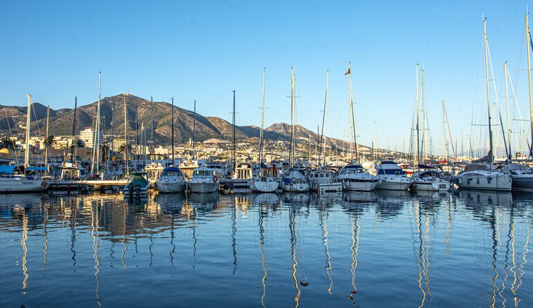 Que ver en Fuengirola - Puerto deportivo