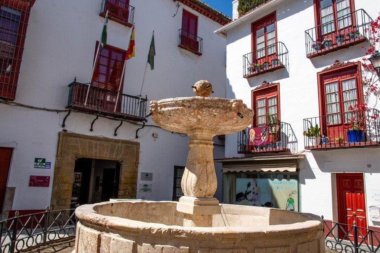 Que ver en Vélez-Málaga Casa Cervantes
