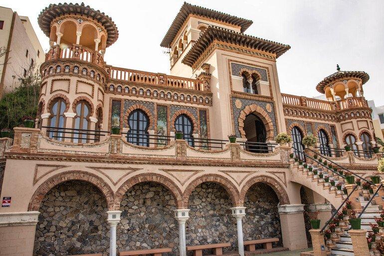 Que ver en Torremolinos - Casa de Los Navajas