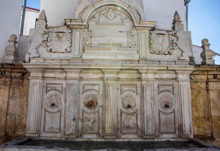 Que ver en Vélez-Málaga Fuente