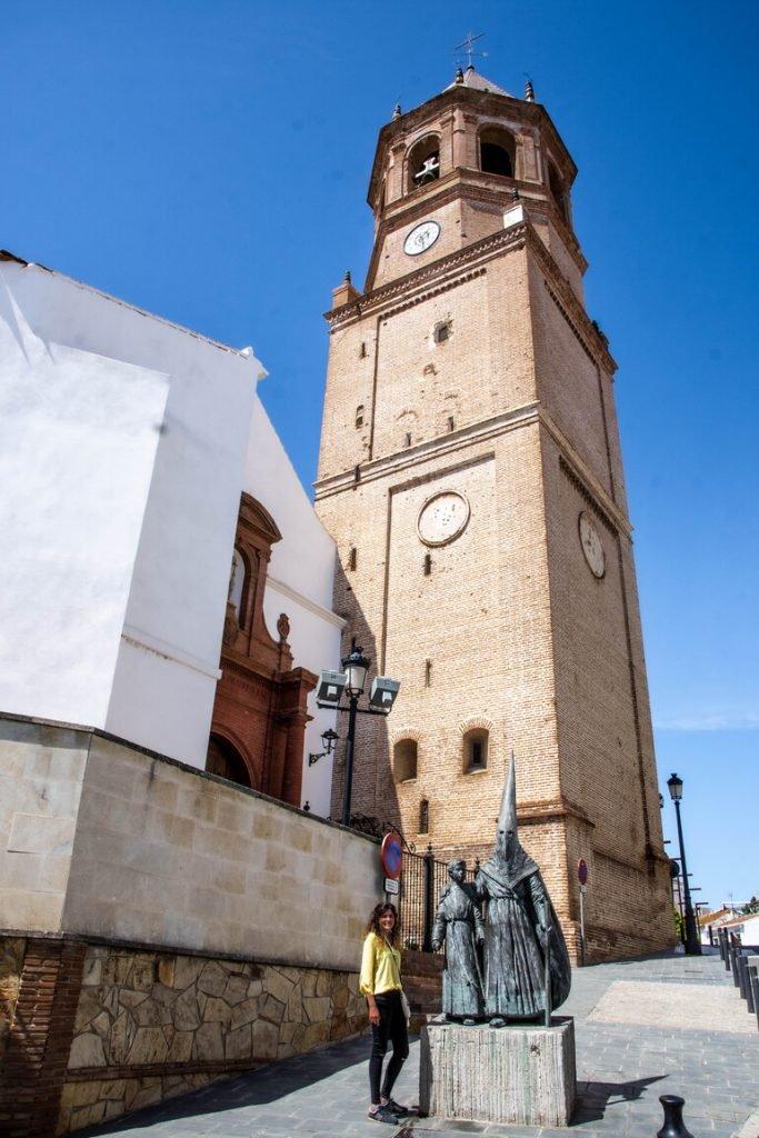 Parroquia de San Juan Bautista - Que ver en Vélez-Málaga