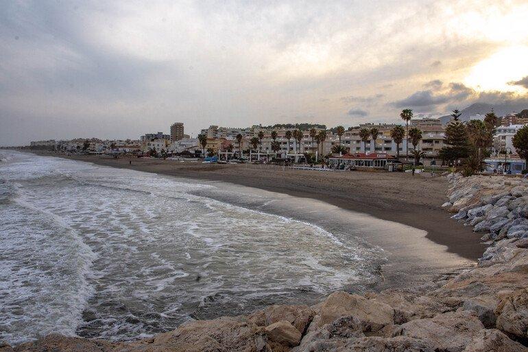 Que ver en Torremolinos -Playas