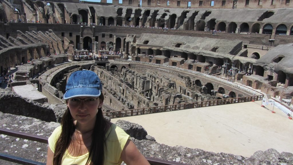 Itinerario para itinerantes Cristina Arvelo