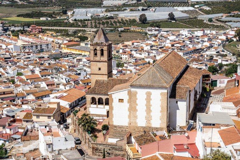 Que ver en Vélez-Málaga Iglesia Santa María de la Encarnación