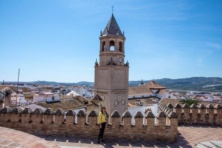 Torre San Juan Bautista - Que ver en Vélez-Málaga