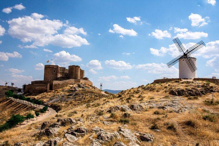 Castillo de La Muela que ver en Consuegra